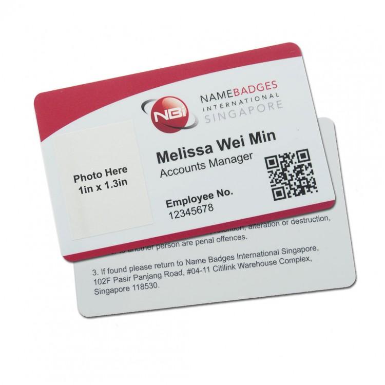 ID Card 86x54mm